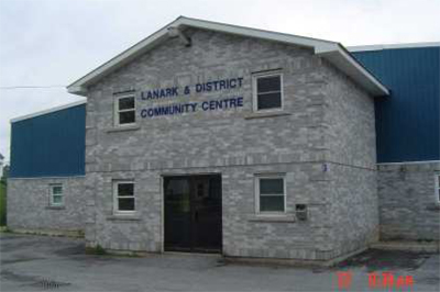 The Lanark Community Centre